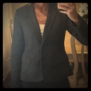 Banana Republic NWOT beautiful wool blend blazer!